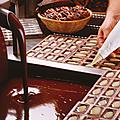 Le chocolat belge, produit fin et artisanal.