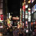 A. Japon: première semaine