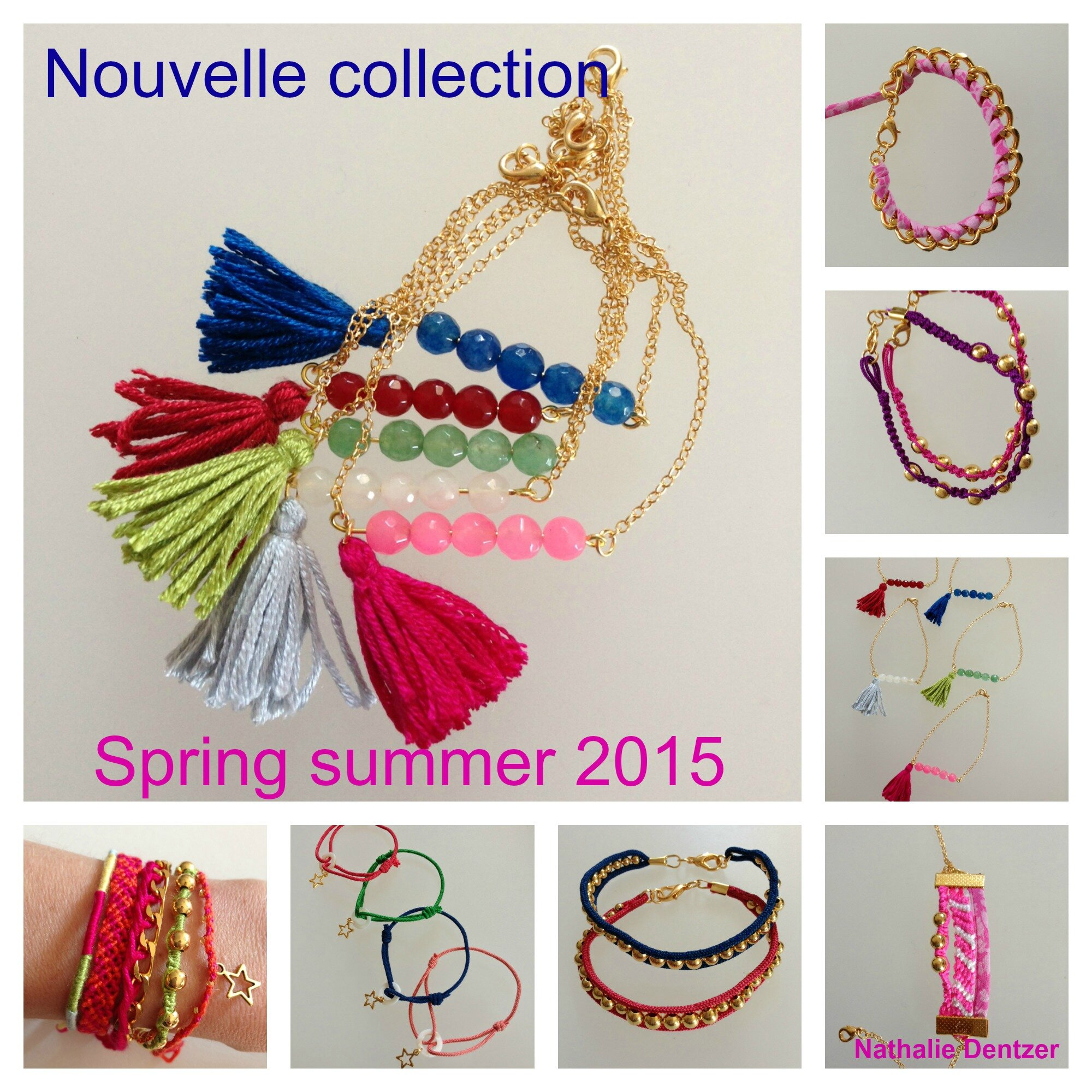 collection bijoux ss15
