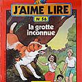 Livre Collection ... <b>J</b>'<b>AIME</b> <b>LIRE</b> (1981) * Numéros 50 à 58