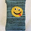 Pochette smiley