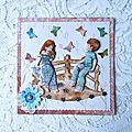 Les jolies cartes d'amitié...