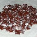 2008 11 26 Les caramels mou au chocolat que je viens de faire et embalés