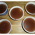 Crème au chocolat au délimix