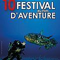 Présentation de la 10e édition du festival du film d'aventure de la réunion