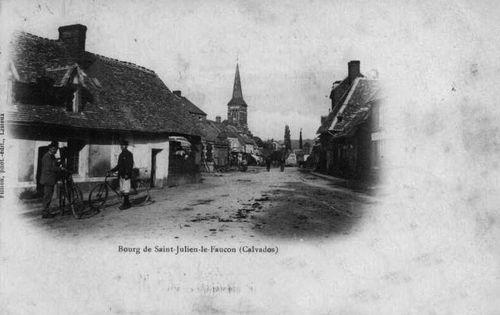 Route de Lisieux