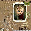 Joyeux anniversaire agathe : 18 ans...