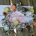 Fruits and Fun, Bracelet 15€ vendu