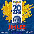 Jim lee à paris !
