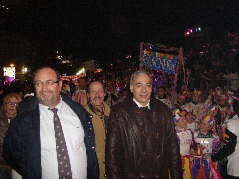 Au carnaval des enfants avec le comité départemental de rugby