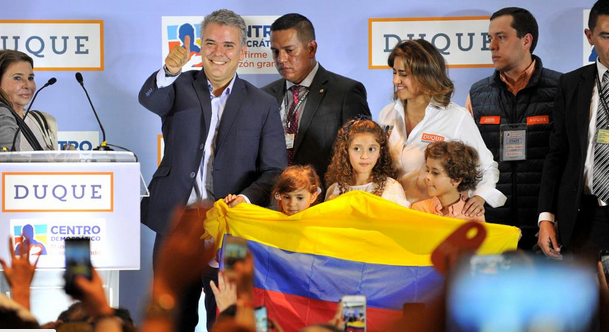 COLOMBIE ELECTIONS 1
