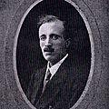 le poète normand Auguste Bunoust (<b>1888</b>-1921)