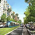 La mise en service de la ligne 4 du tramway de Nice prévue pour 2026, élément clé du schéma directeur des transports urbains