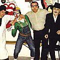 Gugus, Kickes, Jean-Claude et Michel : Carnaval