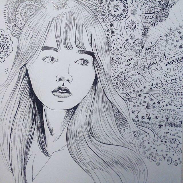 Portraits, par Mélodie ...