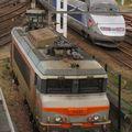 BB 7431 & TGV-A