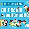 L'écOle <b>maternelle</b>