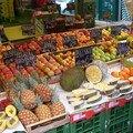 Vienne-Nashmarkt fruits