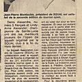 OPEN AF DE SQUASH GUYANE 1994
