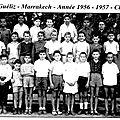 LA RENTRÉE DES CLASSES EN SOUVENIRS 1950+, 1959, 1972
