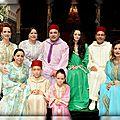 Conclusion de l'acte de mariage du prince moulay rachid