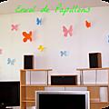 Printemps 2016: envol de papillons