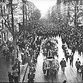 Météo - Les obsèques de Gaston Calmette - Le Raid <b>Biarritz</b> / <b>Paris</b>
