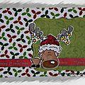 Merry Christmass Rudolphe