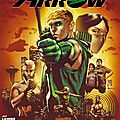 New 52 : <b>Green</b> <b>Arrow</b>