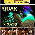 Concerts à MOURET en AVEYRON les 6 et 7 avril 2013...