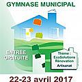 Salon de l'habitat de beuzeville le 22 et 23 avril 2017