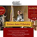 Entrez dans l'Histoire avec la Grande Epopée du château de Châteaudun