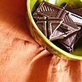 Pavé crémeux au chocolat du curieux