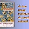 Du bon usage politique du passé colonial (gilbert meynier)