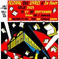 Northstar comics au festival livre d'en haut