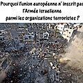 Hezbollah, hamas, pkk, vous avez dit terrorisme ?