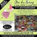 --- blog candy de la fée du scrap---