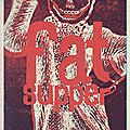 Fat supper - affiche