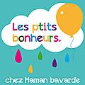Mes ptits bonheurs #3
