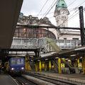 X 2245 rénové en gare de Limoges