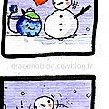 La neige c'est mortel !