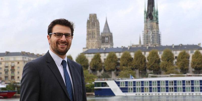 Municipales 2020: Robert PICARD veut réveiller ROUEN la normande… A condition qu'elle ne soit plus une ville corridorienne!