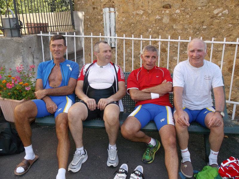 2012 rando Cathares