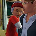 Les Sims des Sims 3