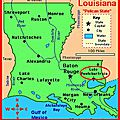ETATS UNIS.LOUISIANE