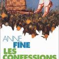 Les confessions de Victoria Plum d'Anne Fine