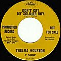 Lawyer Houston (Soldier Boy Houston) - In The Army Since <b>1941</b> & Hug Me Baby
