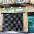 MARCHE PIED <b>Charleville</b>-<b>Mézières</b> Ardennes chausseur