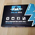 Dream box pack montagne