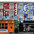 Lisdoonvarna <b>Irlande</b> Street art fresque